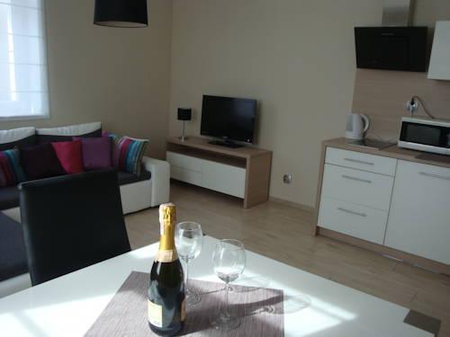 Apartamenty Ostsee w Villi Lux Zone