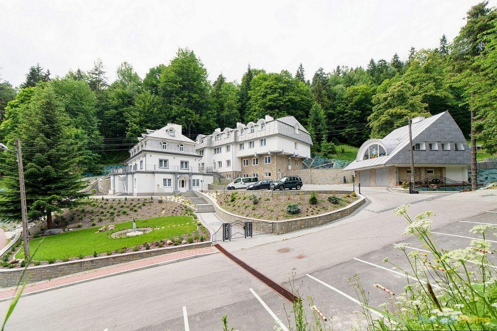 Dom Wczasowy Leśna Polana