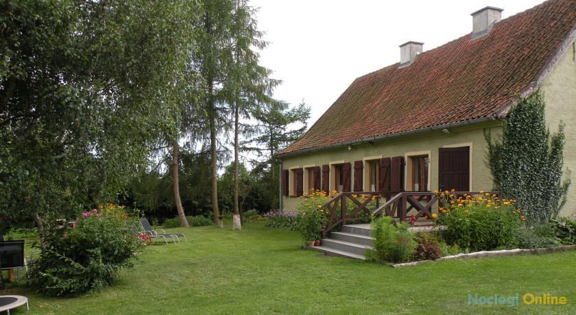 Letni domek na Mazurach