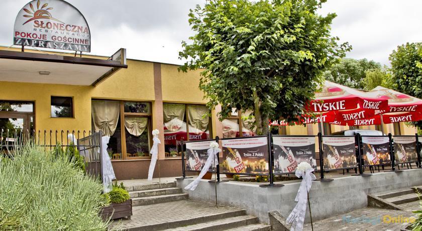 Restauracja i Kawiarnia Słoneczna