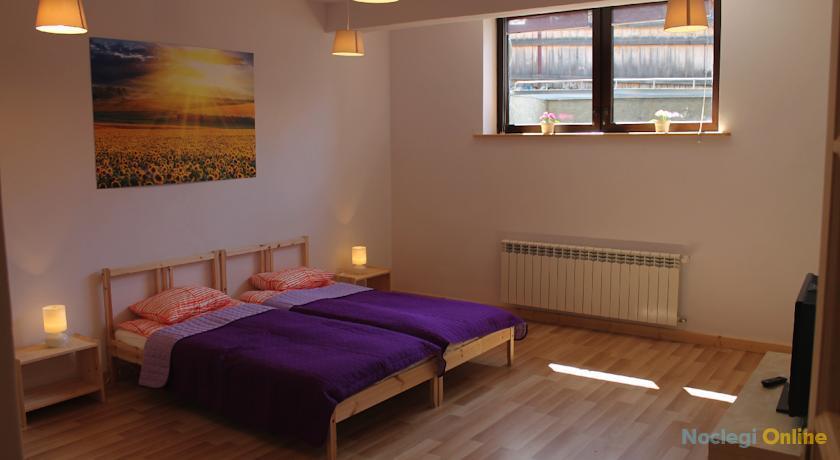 Apartament Bystre