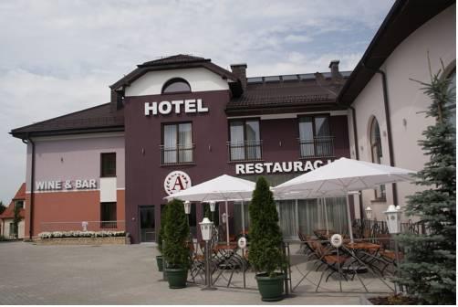 Hotel Restauracja Arti