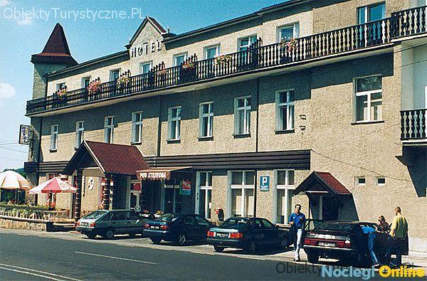 Hotel-Restauracja POD STRZECHĄ