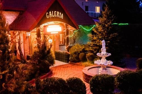 Hotelik Galeria