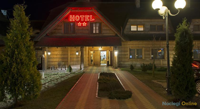 Hotel W Zagrodzie