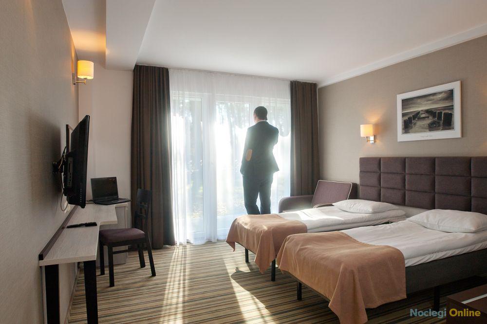 Posejdon - pokoje hotelowe, 100m do plaży