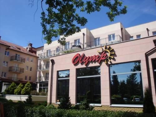 Olymp Spa Holiday Apartments