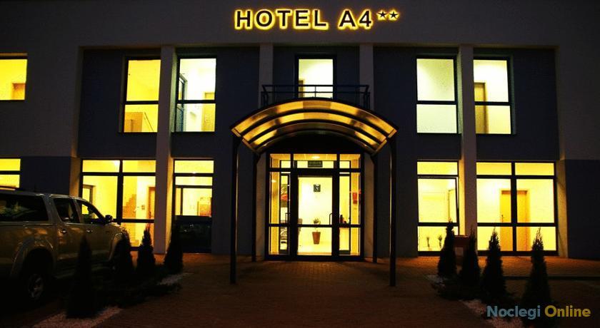 Hotel A4 MOP Kępnica