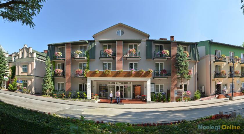 Hotel & SPA Sanatorium Słowacki