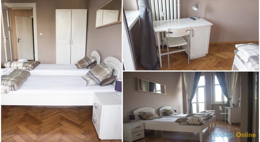 Apartament Vis-A-Vis Targów Poznańskich