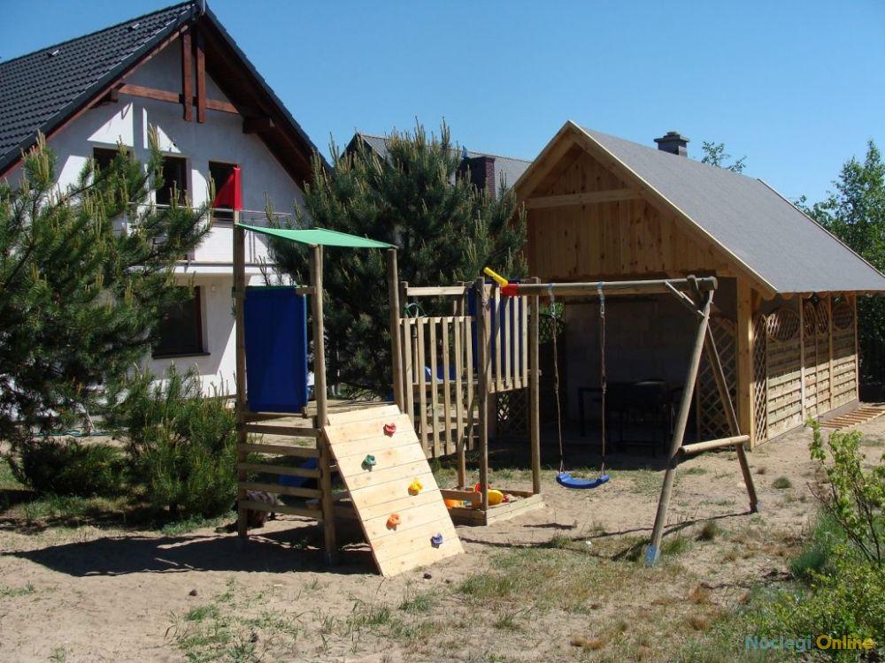 Pokoje LUŚKA (domek letni i mieszkanie wakacyjne)