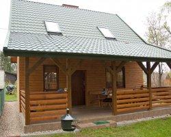 Domek na Mazurach