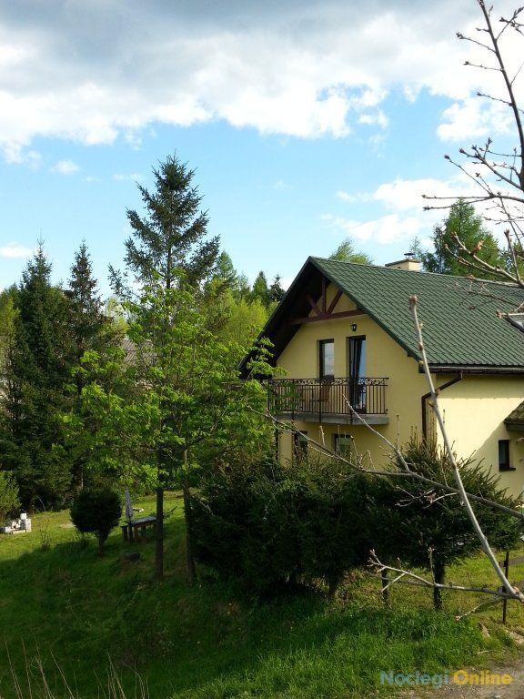 Domek całoroczny w Bieszczadach