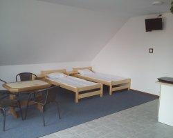 Pokoje dla pracowników