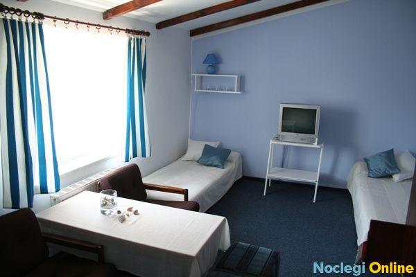 Pokoje gościnne Cichy Kąt mieszkanie