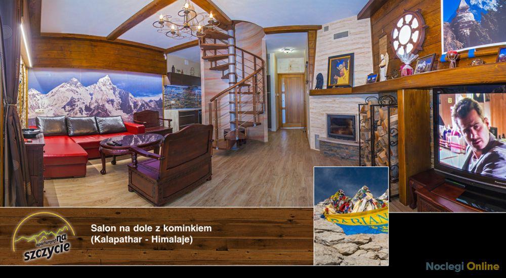 Apartament na Szczycie