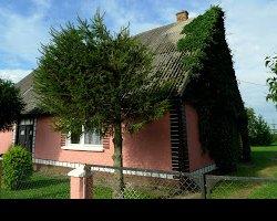 Malinowy dom