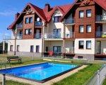 Apartament Pistacjowy Jastrzębia Góra (Lisi Jar)