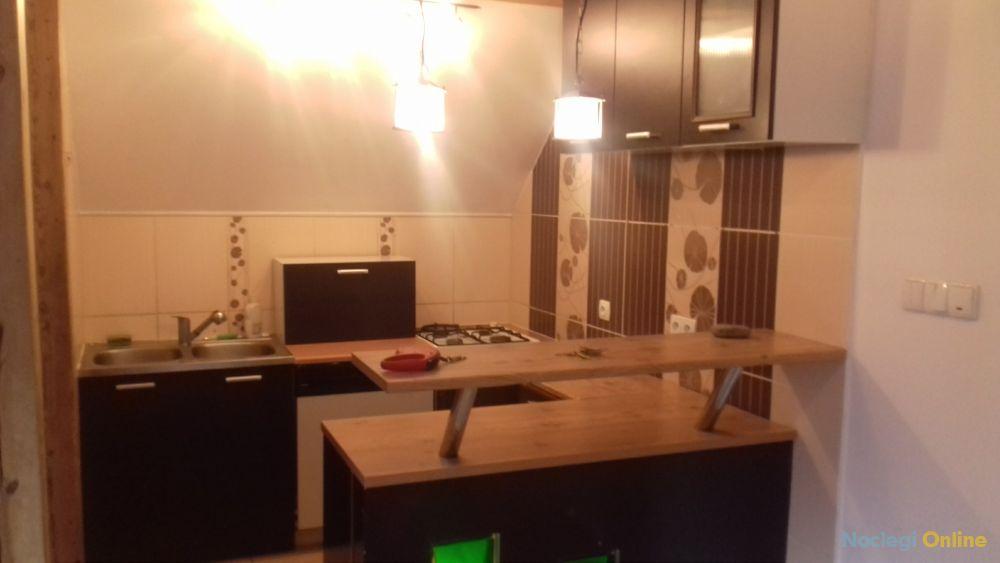 Apartament w Przesiece