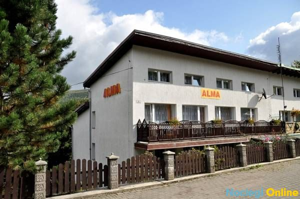 Ośrodek Wypoczynkowy Alma