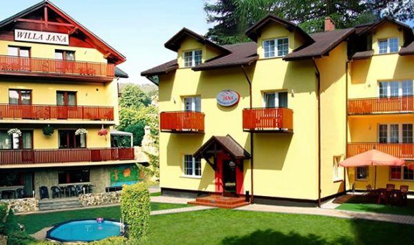 Apartamenty WILLA JANA