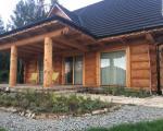Dom z bali Fijałówka