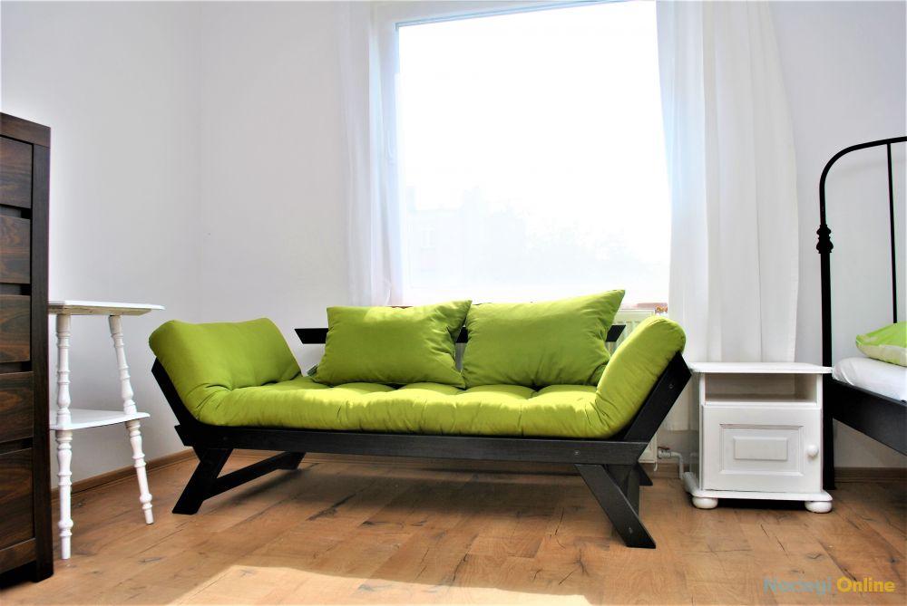 LAGUNA - pokoje i apartamenty na Helu
