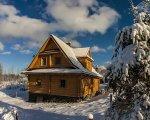Chatka Pod Laskiem - Domki w górach Beskidach