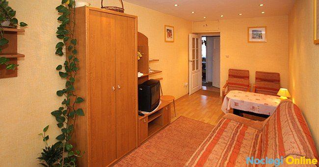 Samodzielne komfortowe całoroczne mieszkanie