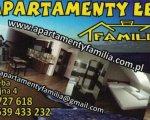 Apartamenty Familia Łeba