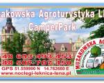 Chcę spać Łęknica CamperPark Lena