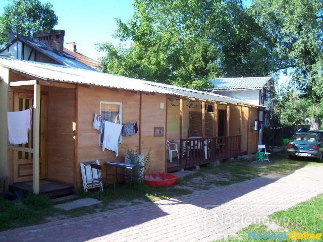 Camping Oaza w Rowach