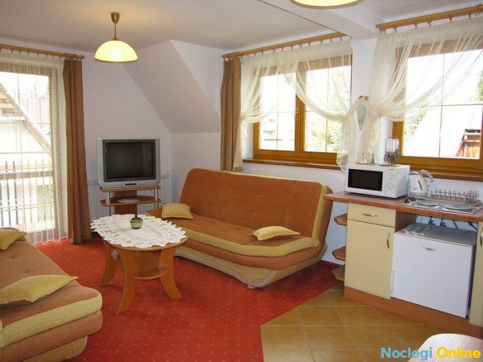 Pokoje gościnne U TOMASZA