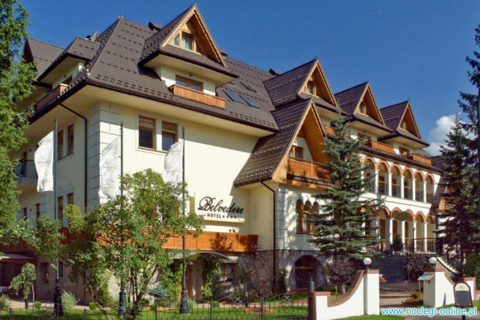 Hotel Belvedere Resort & SPA ****