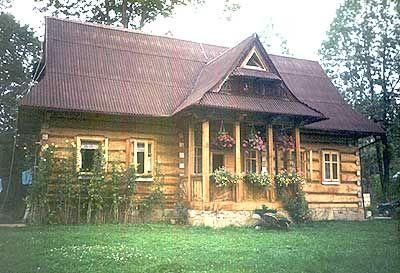 Stara Chata - wynajem pokoi gościnnych