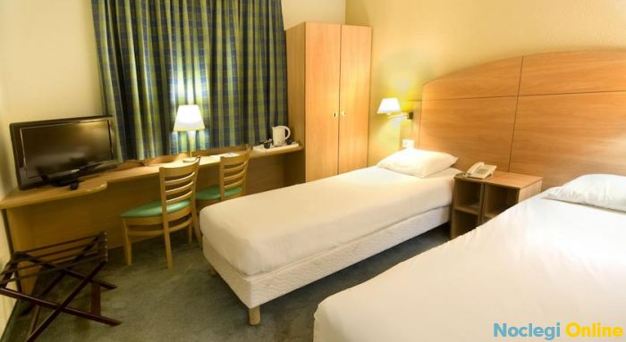 Hotel Campanile Lublin **