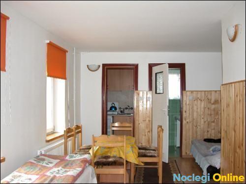 Pokoje gościnne - Pokoje nad jeziorem