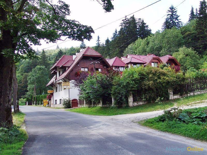 Villa POD JASKINIĄ