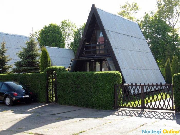 Domek Marylka w Rowach