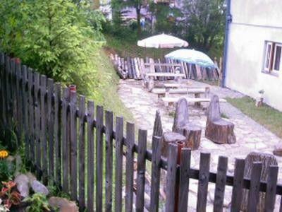 Dom Hubertus w Wołkowyji nad Zalewem Solińskim