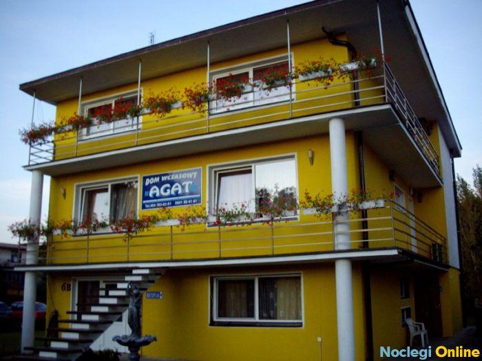 Dom Wczasowy AGAT