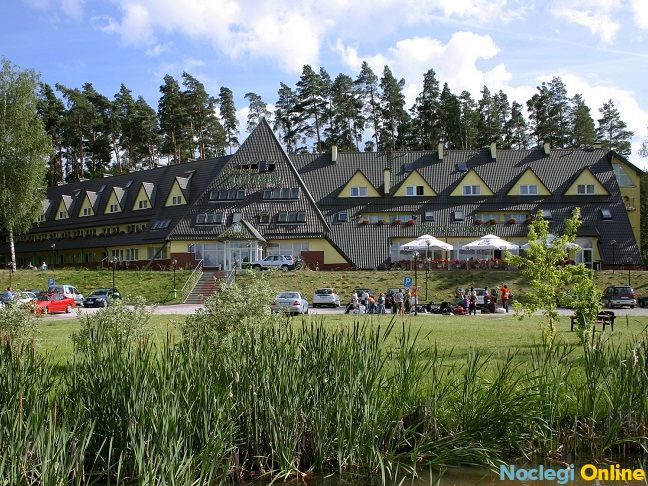 Centrum Sportowo- Konferencyjne AZS Wilkasy
