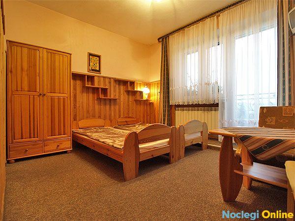 Ośrodek Wypoczynkowo-Rekreacyjny Krywań