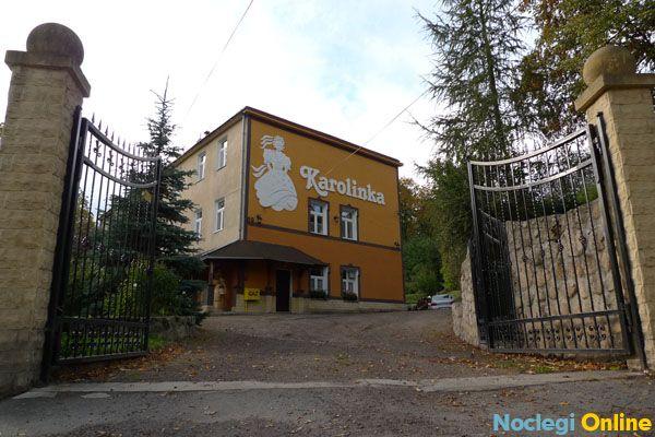 Ośrodek wczasowy KAROLINKA