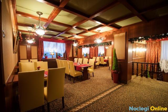 """Restauracja Hotel """"POLONIA"""""""
