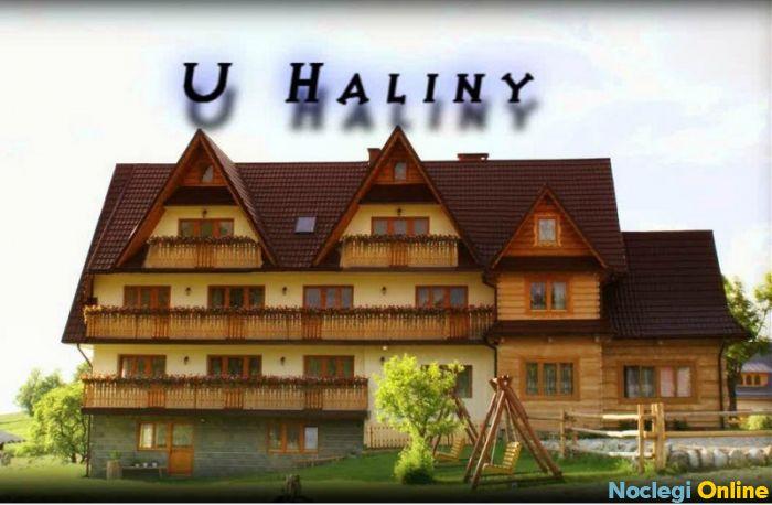 Pokoje gościnne u Haliny