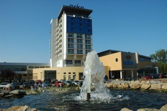 ARKA-MEDICAL-50m do morza w cenie karnet na basen!!!!