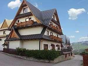 Dom Gościnny FRANUŚ