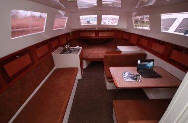 Hausboot Weekend 820