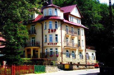 Dom Wypoczynkowy ZNP HUZAR
